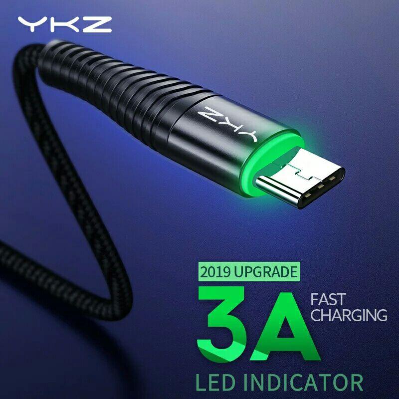 Cable tipo C de 1 metro , carga rapida 3A (con cupón del vendedor)