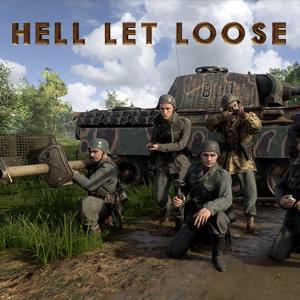 Juega gratis, Hell Let Loose (Steam, PC)