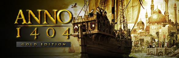 (Game) ANNO 1404 GOLD - Steam