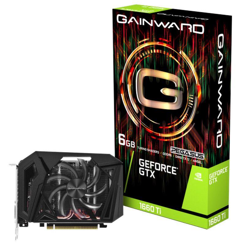 Gainward GeForce GTX 1660 Ti Pegasus OC 6GB por 259€