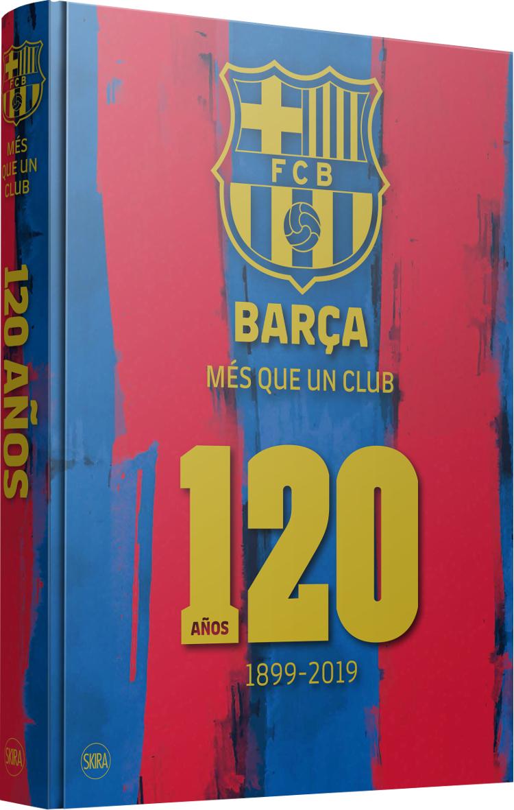 Libro 120º aniversario del Barça