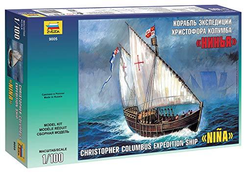 Maqueta Barco de modelismo Escala 1:100 9,81€