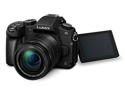 Panasonic Lumix DMC-G80M - Cámara EVIL de 16 MP