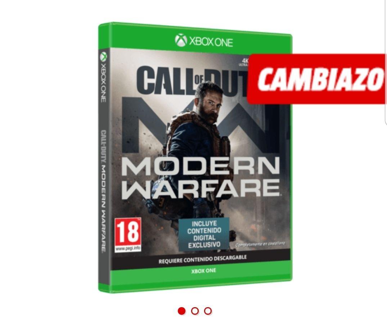 Call of duty Modern warfafe