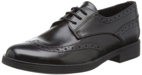 Geox 43c9999 J Agata C, Zapatos de Cordones Brogue para Niñas Talla 30 (1 en Stock)
