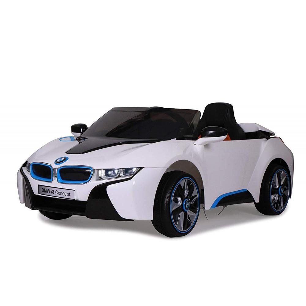 FSE - BMW I8 Blanco - Coche Eléctrico