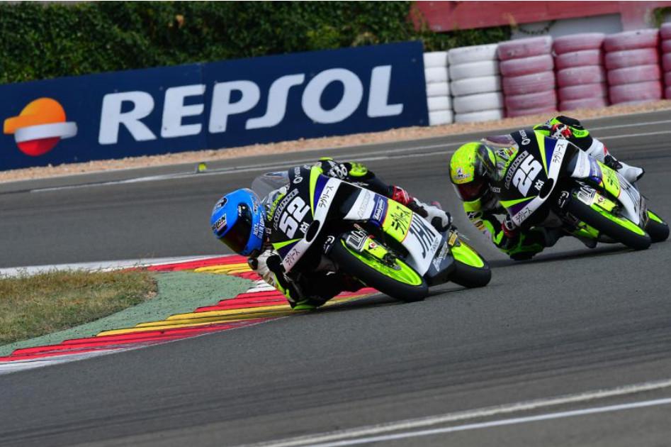 ALBACETE (Domingo 13/10): Moto 3 Junior, Moto 2 European Champ. y European Talent Cup (GRATIS)