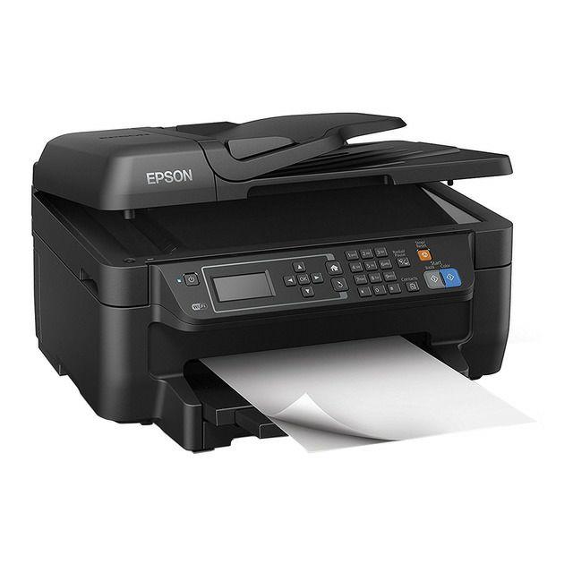Impresora Multifunción Epson WorkForce WF-2750DWF