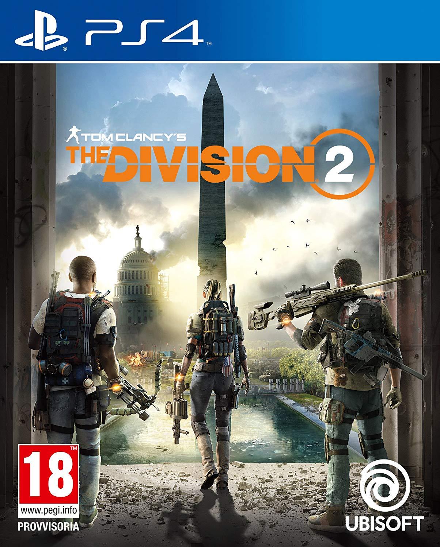 The division 2 ps4 nuevo