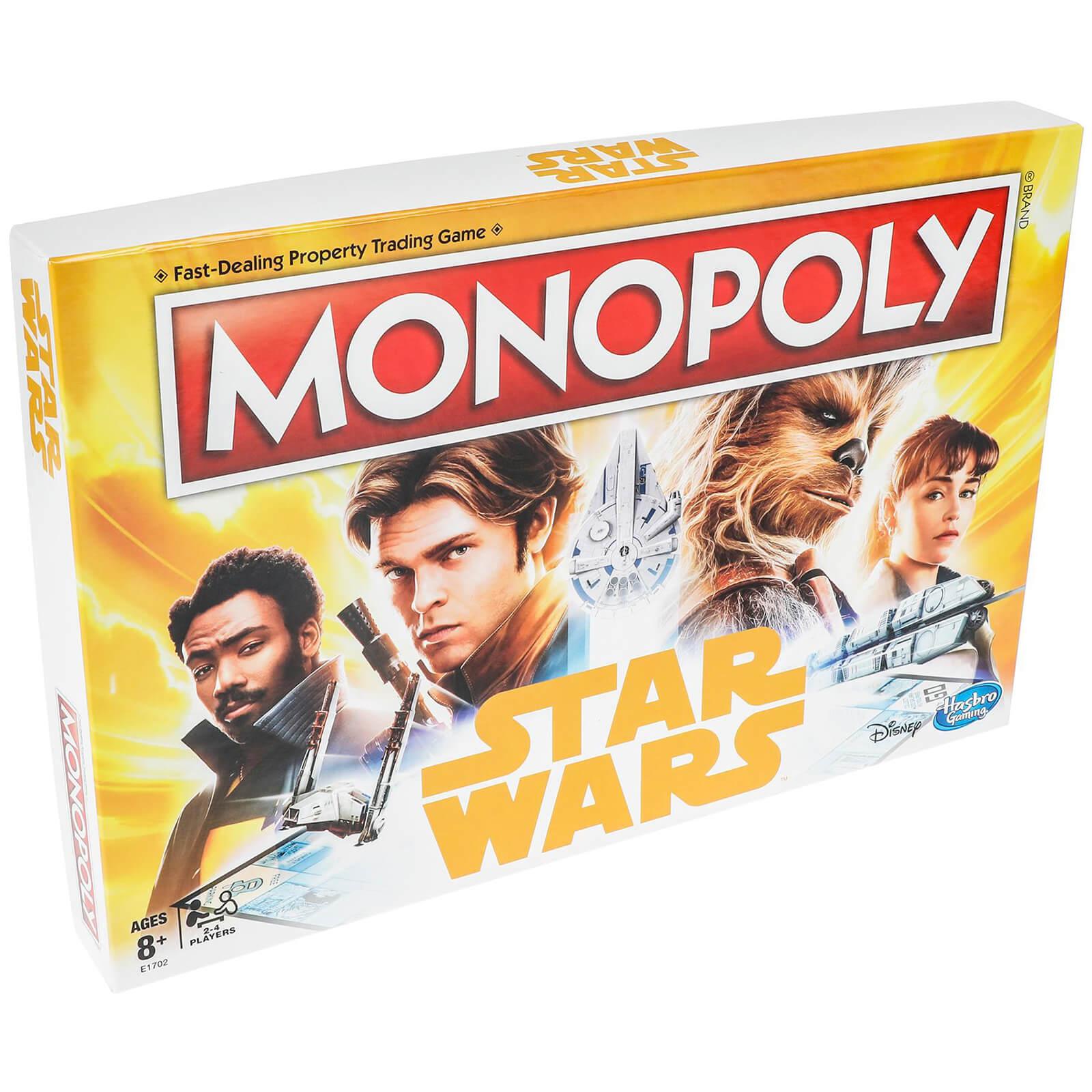 Monopoly: Star Wars por 14,49€, The Hobbit por 15,49€ y Mario Kart por 17,99€