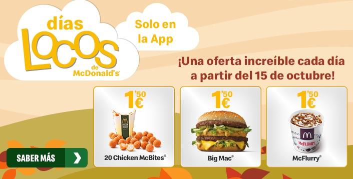 Días Locos McDonald's