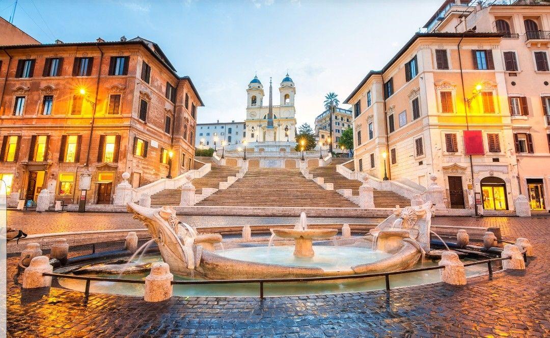 Italia: Roma, Florencia y Venecia. Hoteles, vuelos y tren 9 días desde 339€/pers.