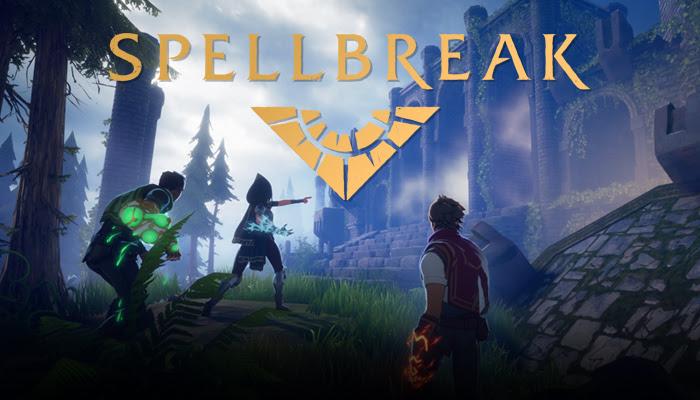 EPIC GAMES: Spellbreak (Closed Beta)