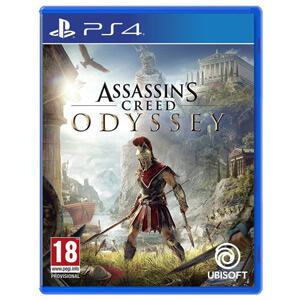 Assassin's Creed Odyssey (PS4, Físico)