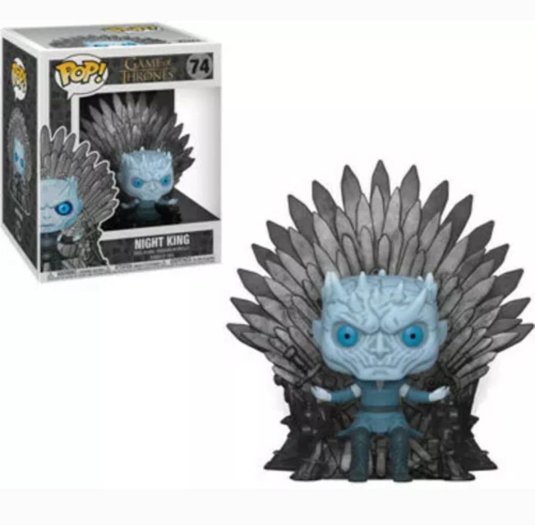 Night King Sitting On Throne - Funko Pop!