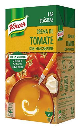 8 litros de crema de tomate con mascarpone por 3,68€