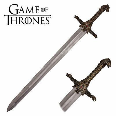Espada Brienne de Tarth escala real 1/1 Juego de Tronos FNAC