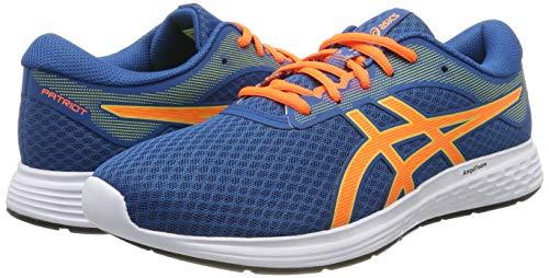 ASICS Patriot 11 Azul, Zapatillas para Hombre