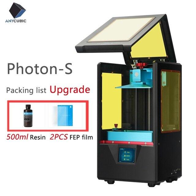 Impresora 3D Anycubic Photon-S (desde España)