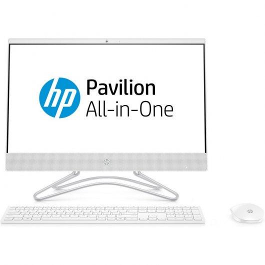 HP AIO 22 J5005/4GB/1TB/21.5 + RATON + PANTALLA + TECLADO