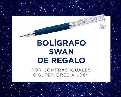 Swarovski: Bolígrafo de regalo por compras superiores a 69€