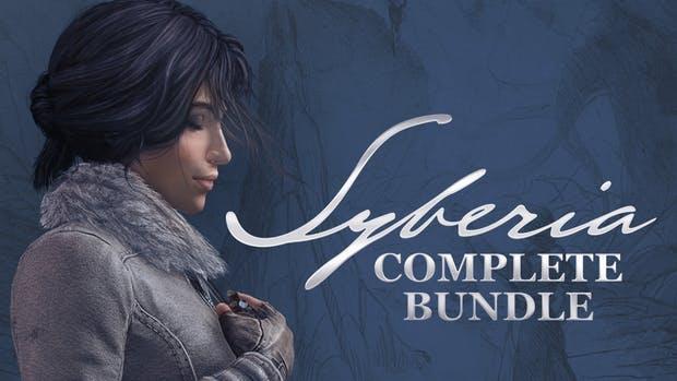 Syberia 1,2, 3 + 2 DLC (Complete Bundle)