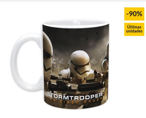 Taza Star Wars 320ML Stormtrooper EP7 X2