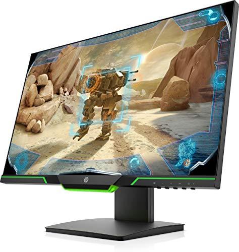 HP 25x - 24.5'' Full HD (1920x1080, TN, 144 Hz, FreeSync) - De 2ª mano - Muy bueno