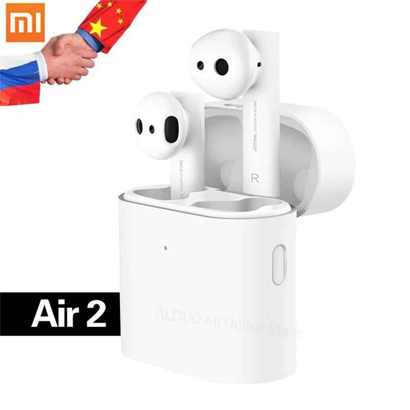 Xiaomi Air 2 TWS Bluetooth Headset los nuevos auriculares inalámbricos desde 52€.