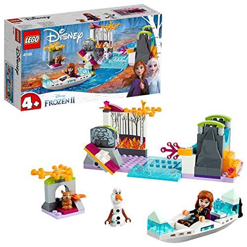 LEGO Disney Princess - Expedición en Canoa de Anna