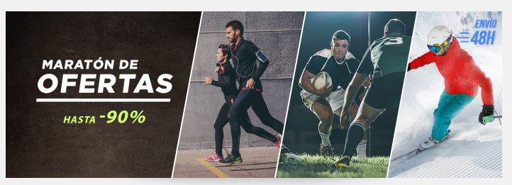Maratón de ofertas en PrivateSportShop hasta 90%!