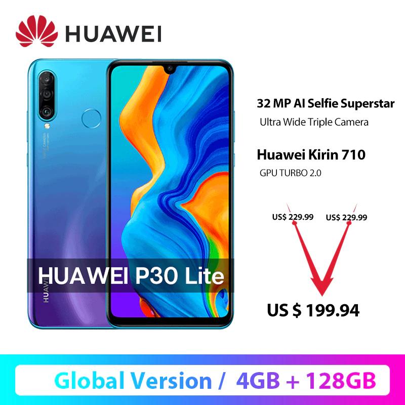 HUAWEI P30 LITE - 4GB / 128 GB - DESDE CHINA