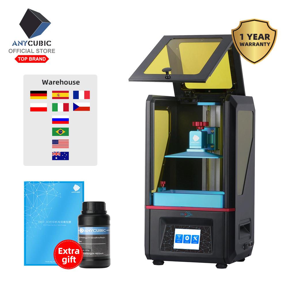 Impresora 3D Anycubic Photon (desde España)