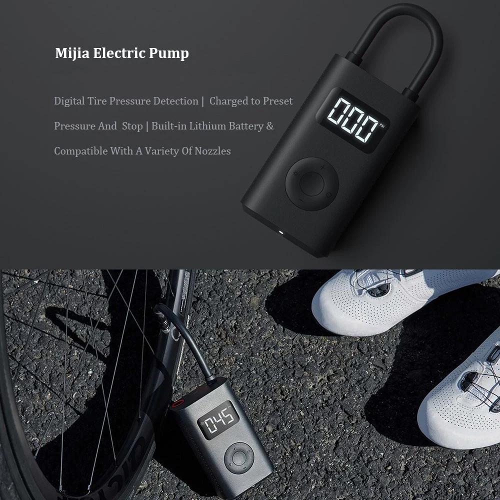 Mini bomba de aire Xiaomi Mijia