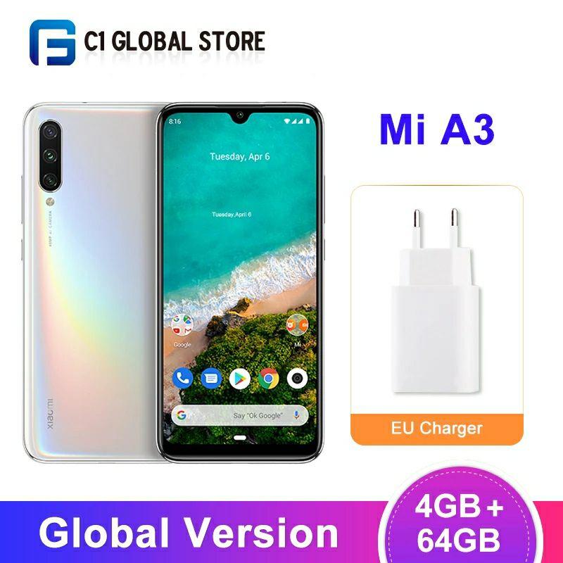 Xiaomi Mi A3 4/64Gb a preciazo!!!