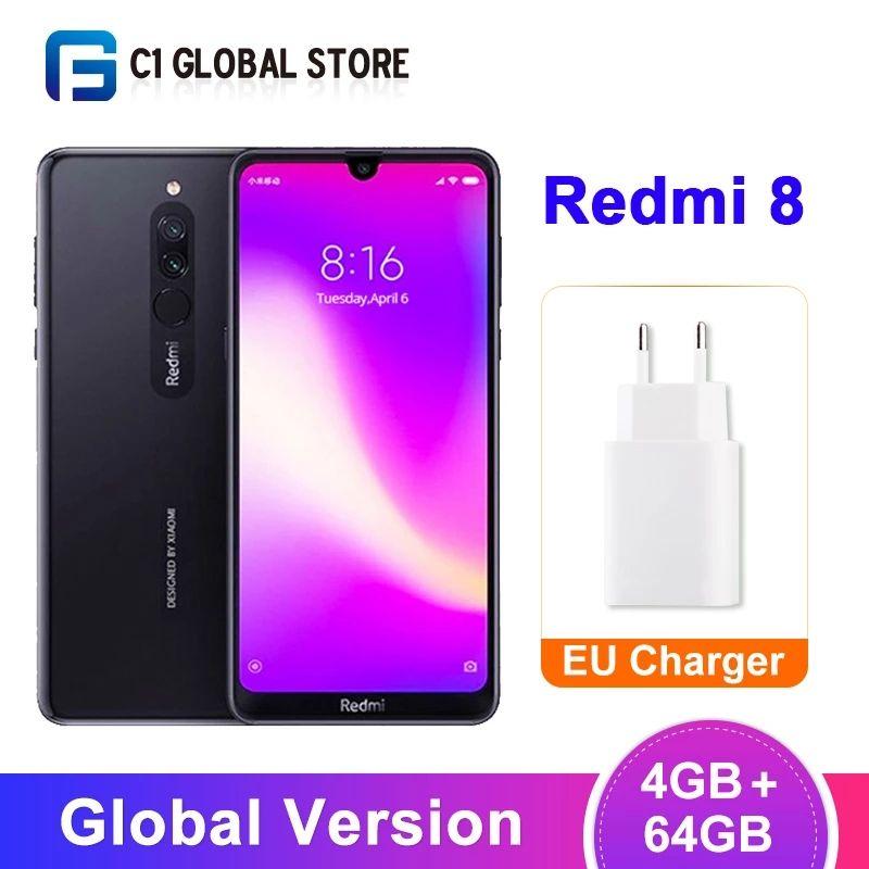 [Versión Global] Xiaomi Redmi 8 (4GB/64GB) Snapdragon 439 5000mAh
