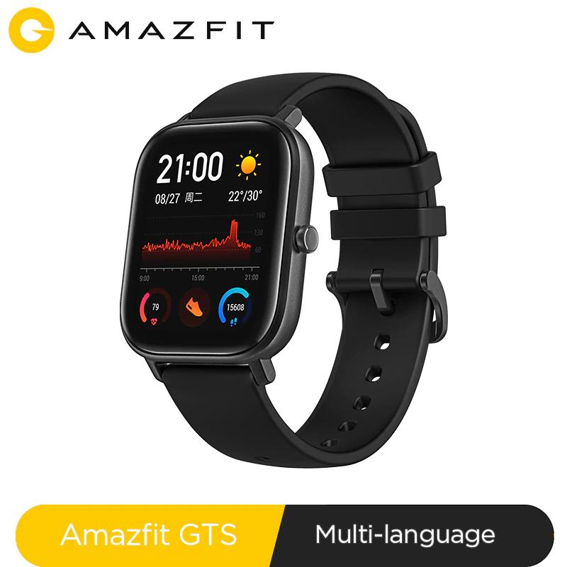 Xiaomi Amazfit GTS Global por 121€