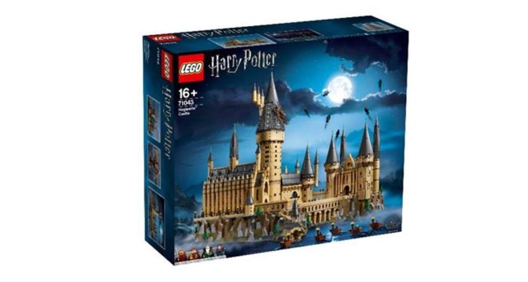 LEGO Harry Potter 71043 Castillo de Hogwarts™