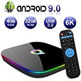 Android 9.0 TV Box, Q Plus 4GB/32GB