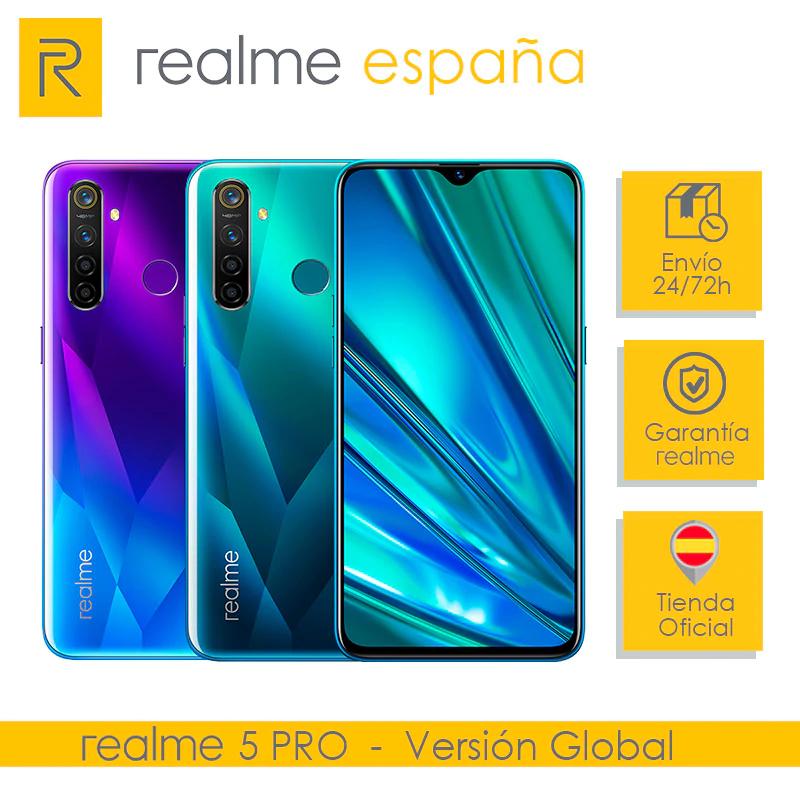 OPPO REALME 5 PRO  4GB/128GB - DESDE ESPAÑA CON GARANTÍA