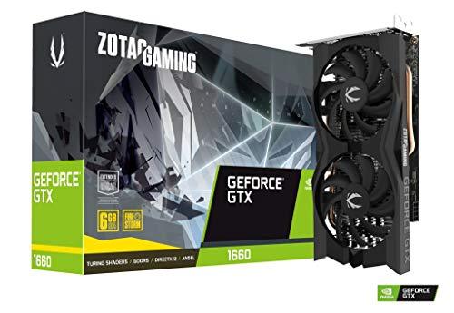 Nvidia Zotac GTX 1660 SUPER Gaming