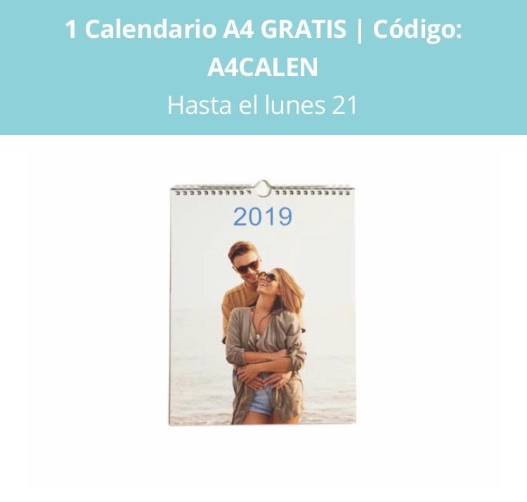 Calendario 2020 Hofmann A4 gratis (sólo pagas envío)