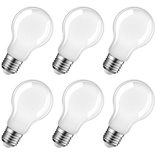 6X Bombillas LED 6500k 7.5W E27 7.99€