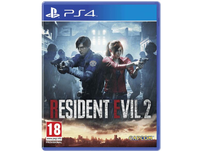 Resident Evil 2 Remake ps4 (MediaMarkt)