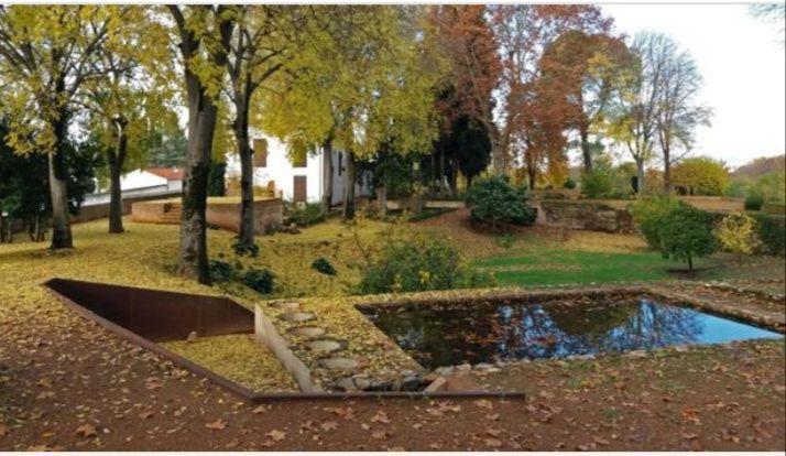 Visitas guiadas gratuitas al parque Carmen de Peñapartida