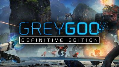 Juego Grey Goo – Definitive Edition