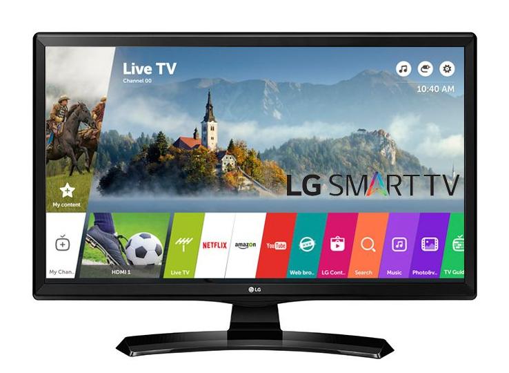 LG televisor monitor 28 Smart TV