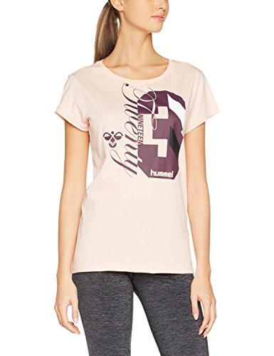 Hummel Camiseta de Manga Corta para Mujer Talla M