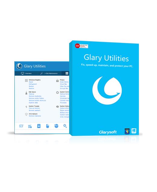 Glary Utilities Pro [Licencia de por vida]