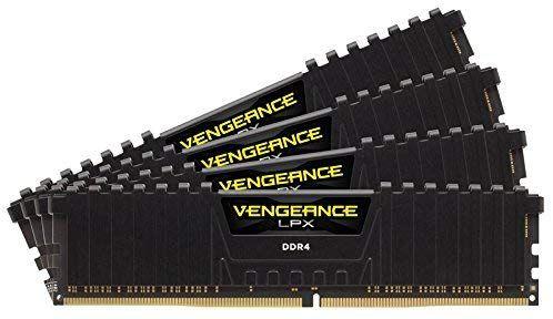 Corsair GB (4 x 8 GB) DDR4 3000 MHz